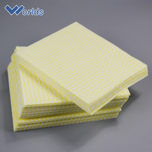 Popular Disposable Household Spunlace Nonwoven Fabric Cleaning Wipes