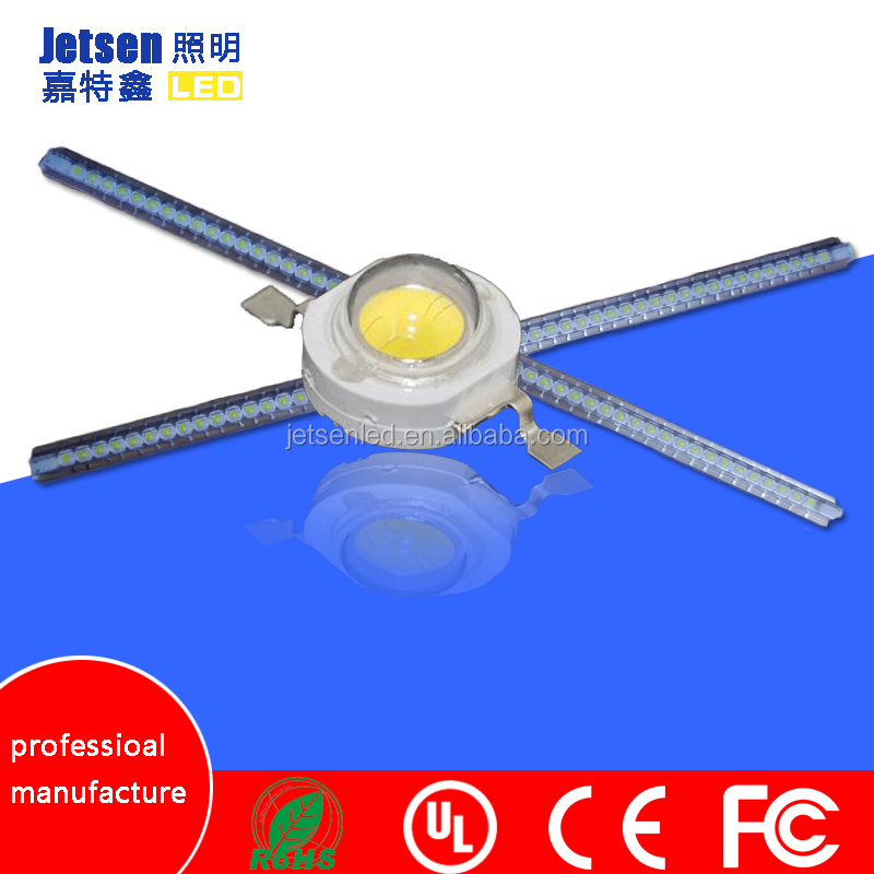 CE Lower price 3W white color High power LED lamp Led light
