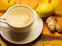 Ginger flavor tea drink with honey,FDA passed ginger tea with jujube from China supplier