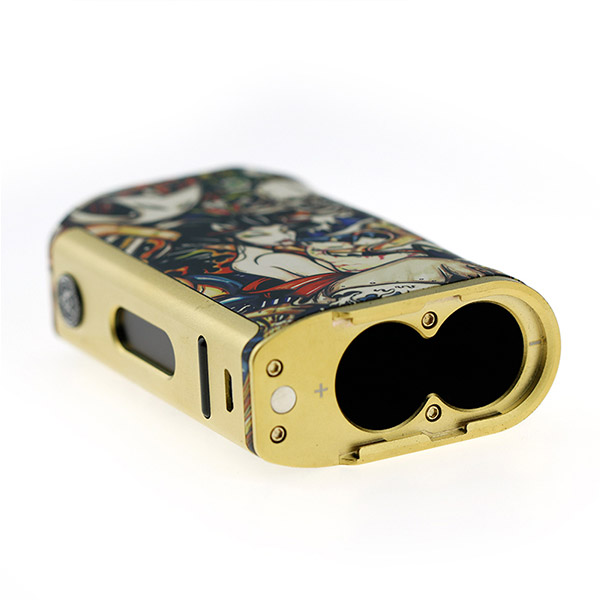 Best Selling on amazon Vape mods Asvape Michael 200w Devils Night Box Mod Kit