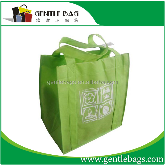 2016 top quality wholesale promotional pp non woven bag