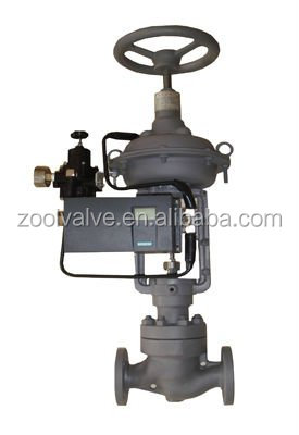 100D Amercian Standard Multi-stage Cage Guided Globe Valve