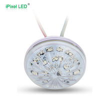 60mm 18leds smd led ip 65 <strong>rgb</strong> ha condotto le luci per amusement rides