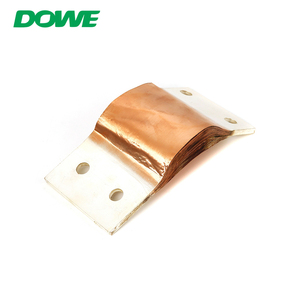CE,ISO tin-plating copper foil connector for power electric metal connector