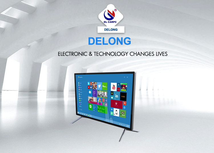 Delong 27 inch video call android tablet pc