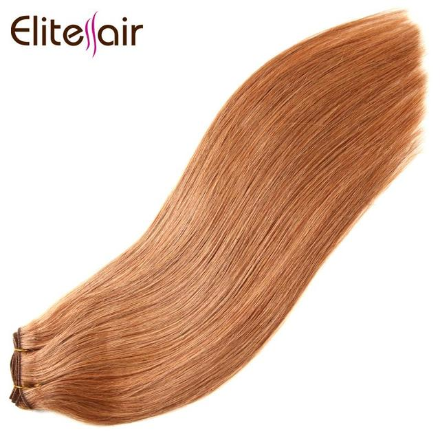 Elite Cheap Factory Price Peruvian Virgin Remy Human Hair Weft Weaving Extension 10-30Inch High Quality Hair Weave Tangle Free