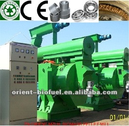 Professional Working Series Wood Pellet Mill Industry Use MZLH420-daivy