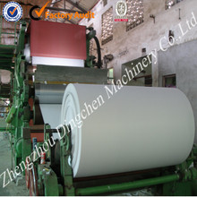 A4 Copy Paper of 80 GSM Paper Production Machine