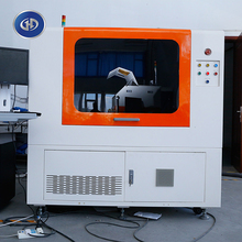LD100 Laser Driller Machining Parts Laser Drilling Machine