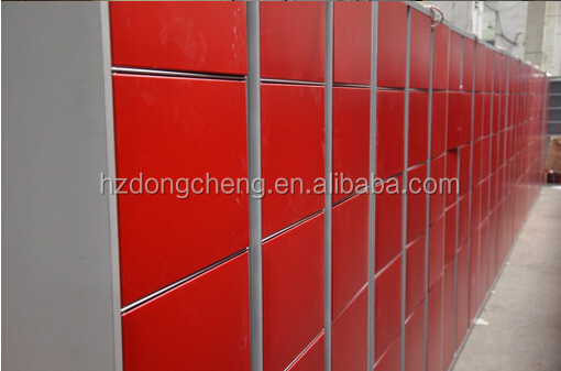 Office building digital smart delivery parcel electronic locker