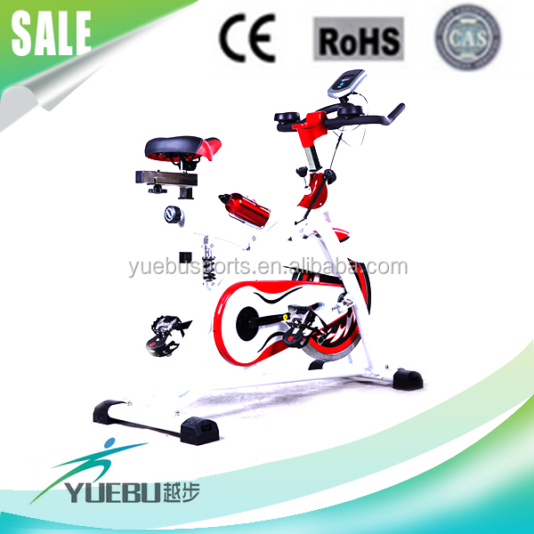 Commercial Indoor Swing Spin Bike /Exercise Bike Machine spin bike