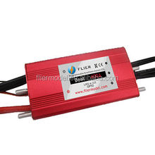Flier 16S 400A waterproof rc brushless motor speed controller boat