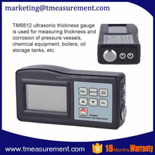 tm-8812 ultrasonic thickness gauges, thickness gauge meter, ultrasonic thckness meter