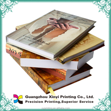cmyk good quality custom design softcver hardcover art paper book wholesale