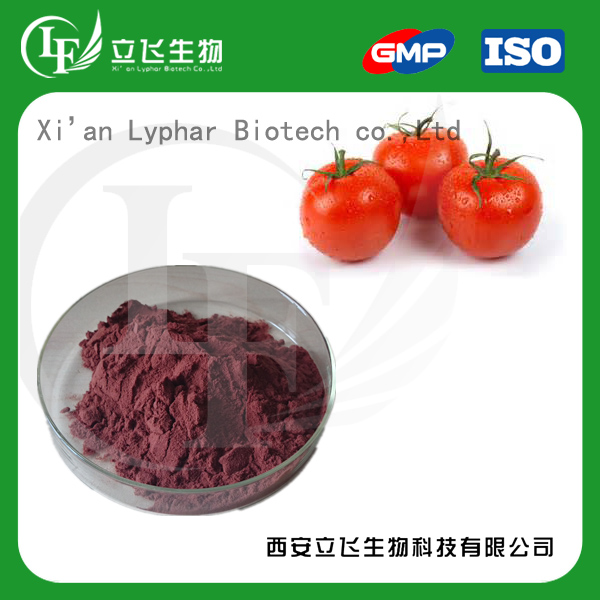 100% Natural Extract Tomato Lycopene