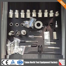 Common rail injector repair and testing tools kit to diagnostic BOSCH car