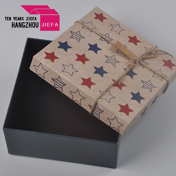 luxury beautiful design custom printed flower box