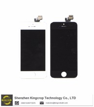 For iPhone 5g Lcd Display with Touch Screen Digitizer Assembly For iPhone 5g Accept PayPal