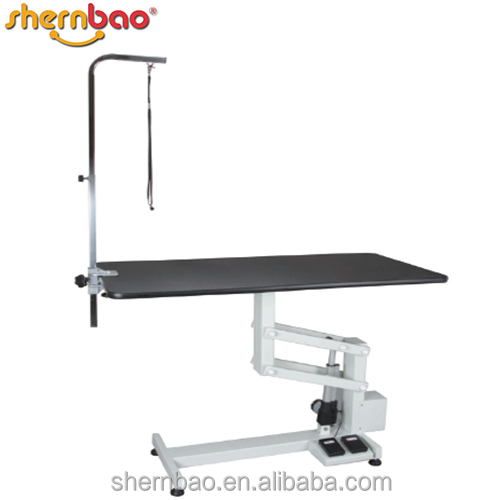 Shernbao FT-802 Small Size Pet Grooming Table with Electric Base