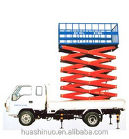 HSN high sale stationary scissor used car lifts for sale