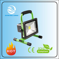 2015 wholesale led flood light rechargeable runtime 6 hours 8.4V aluminium alloy 30W rechargeable outdoor led flood light