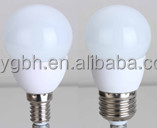 quick delivery low power consumption 5W led bulb with more than 80 CRI
