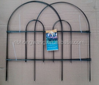 Factory folding plant fence for home garden