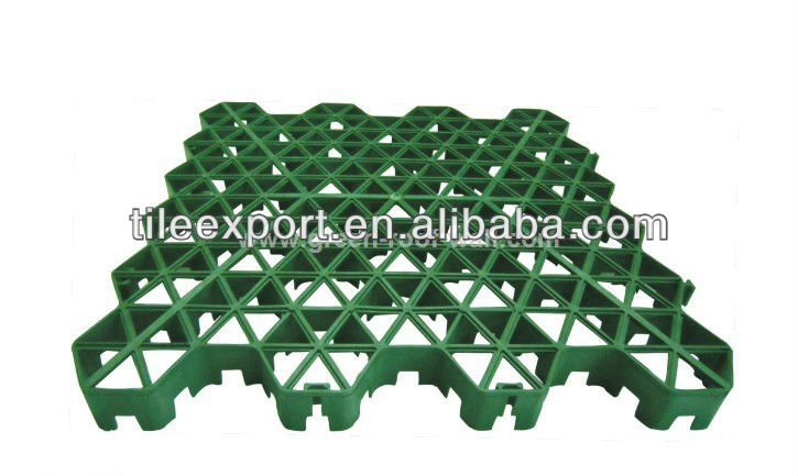 HDPE Plastic Grass Grid Pavers