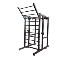 Best selling fitness equipment Combo half rack platform