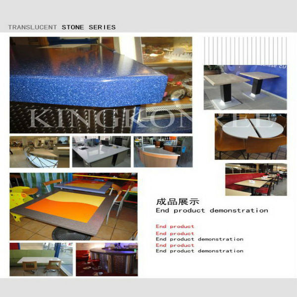 kinds of solid surface cheap dining table set