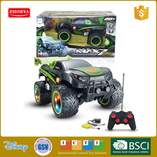 Laster RC toy car 4WD 1:16 radio control car SUV toy vehicle remote control toy with light batteries included