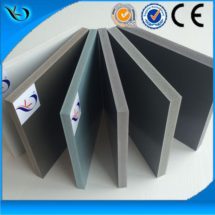 Recyclable Sale Plastic Construction pvc Formwork