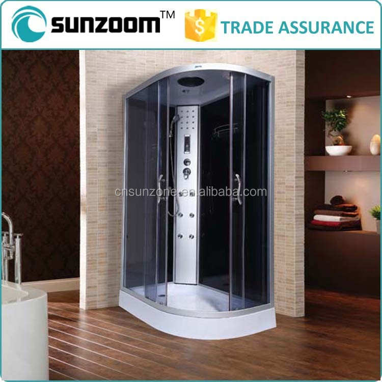 2015 NEW tempered glass bathroom screen shower cabin