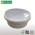 Wholesale cheap unique paper salad bowl with lid