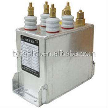 High Power Electronic Capacitors Power Factor Correction Capacitors