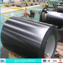 Corrosion resistant Prepainted GI steel coil / PPGI / PPGL color coated galvanized corrugated metal roofing sheet in coil
