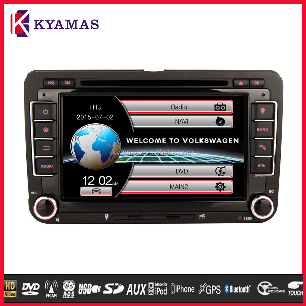 OEM 7'' WinCE 6.0 OS Car GPS with DVD Player Car Multimedia for VW Magotan,Passat,Jetta,Golf,Tiguan,Touran,Seat,Skoda