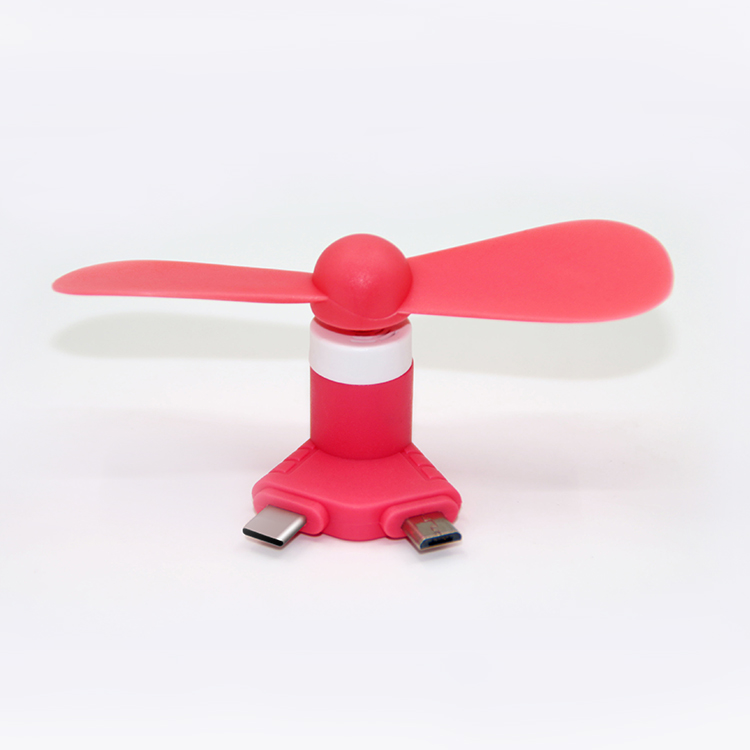 2019 hot selling high quality CE ROHS portable mini fan usb cell phone fan for summer cooling
