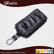 Unisex Smart Car Key Case Genuine Leather Pouch