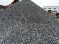 Small pebble stone,White cobble,Crushed stone ballast