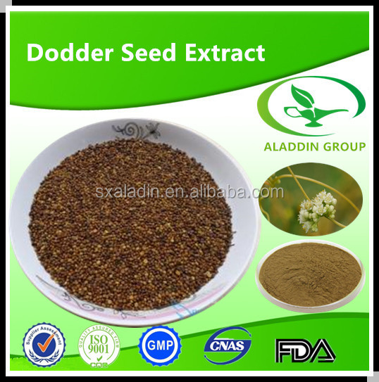Factory Supply Natural Semen Cuscuta Seed Extract, Chinese Dodder Seed Extract/Cuscuta Chinensis Extract