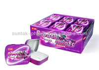 Slim Mints in Tin Low Calorie sweet confectionery