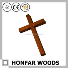 Dongguan Honfar High Quality Style Christian Wood Cross from China Supplier