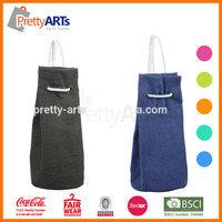 Hot New Cheap Custom Recyclable Cotton Canvas backpack Bags
