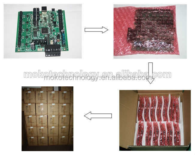 15 days quick turn electronics fast pcb pcba smd/ thru-hole assembly