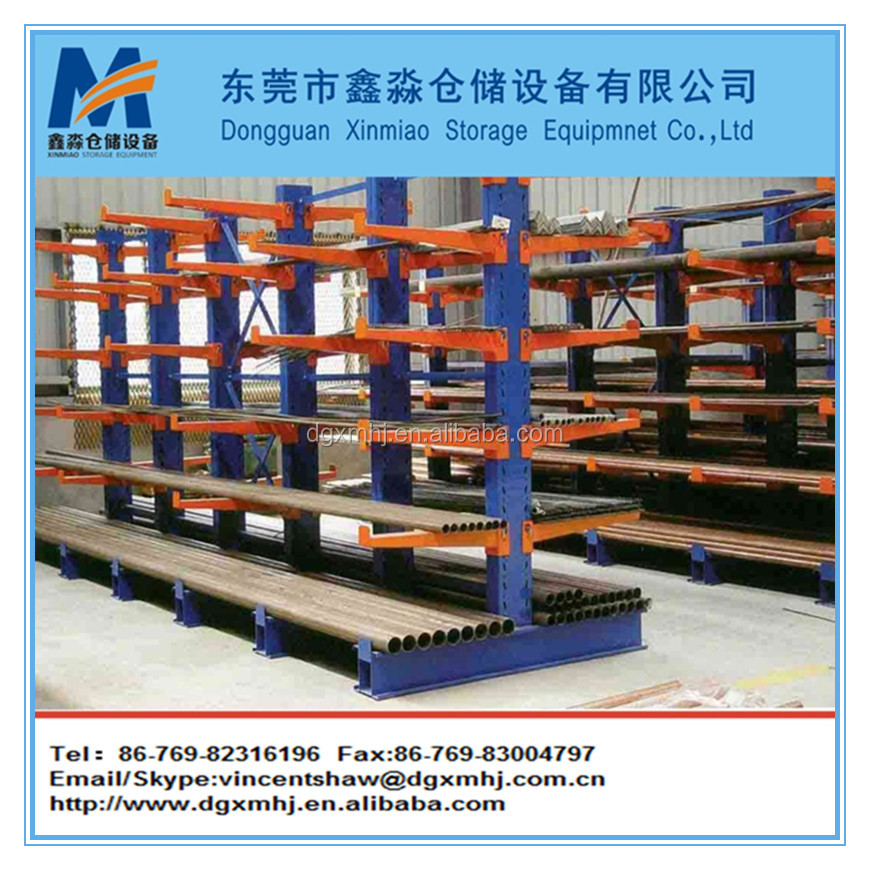 Guangdong Cantilever Lumber Rack Supplier