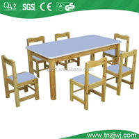 wooden kindergarten furniture kids furniture for nursery used