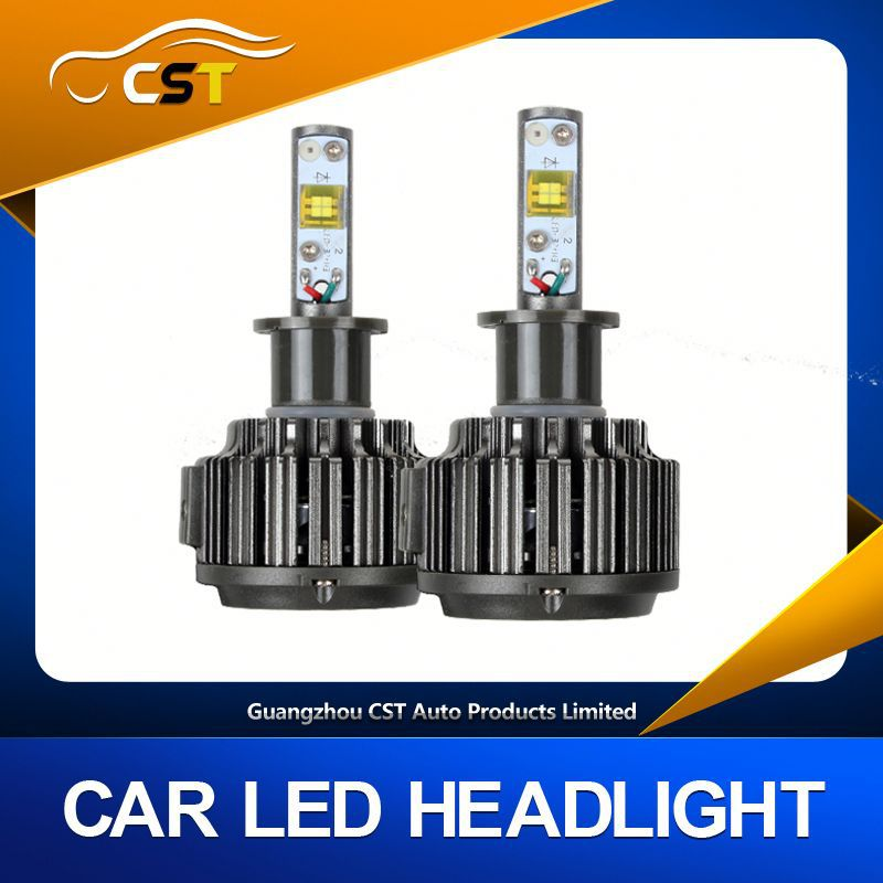Super brightness 7200LM Car led headlight car noise cancelling system