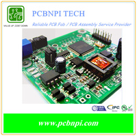 Small batch PCB manufacture fast printed circuit board prototype service for electronic hobbyist