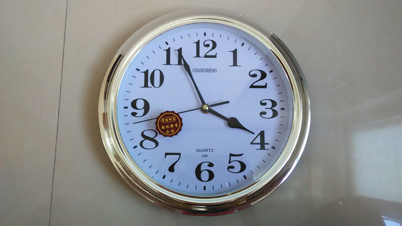 Changsheng clock factory offers OEM and ODM clock